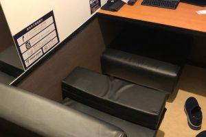 快活クラブの防音個室を作業部屋として試しに使ってみました