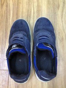 靴 洗浄後